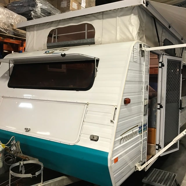 2002 Jayco Freedom Pop Top Sundownerrv
